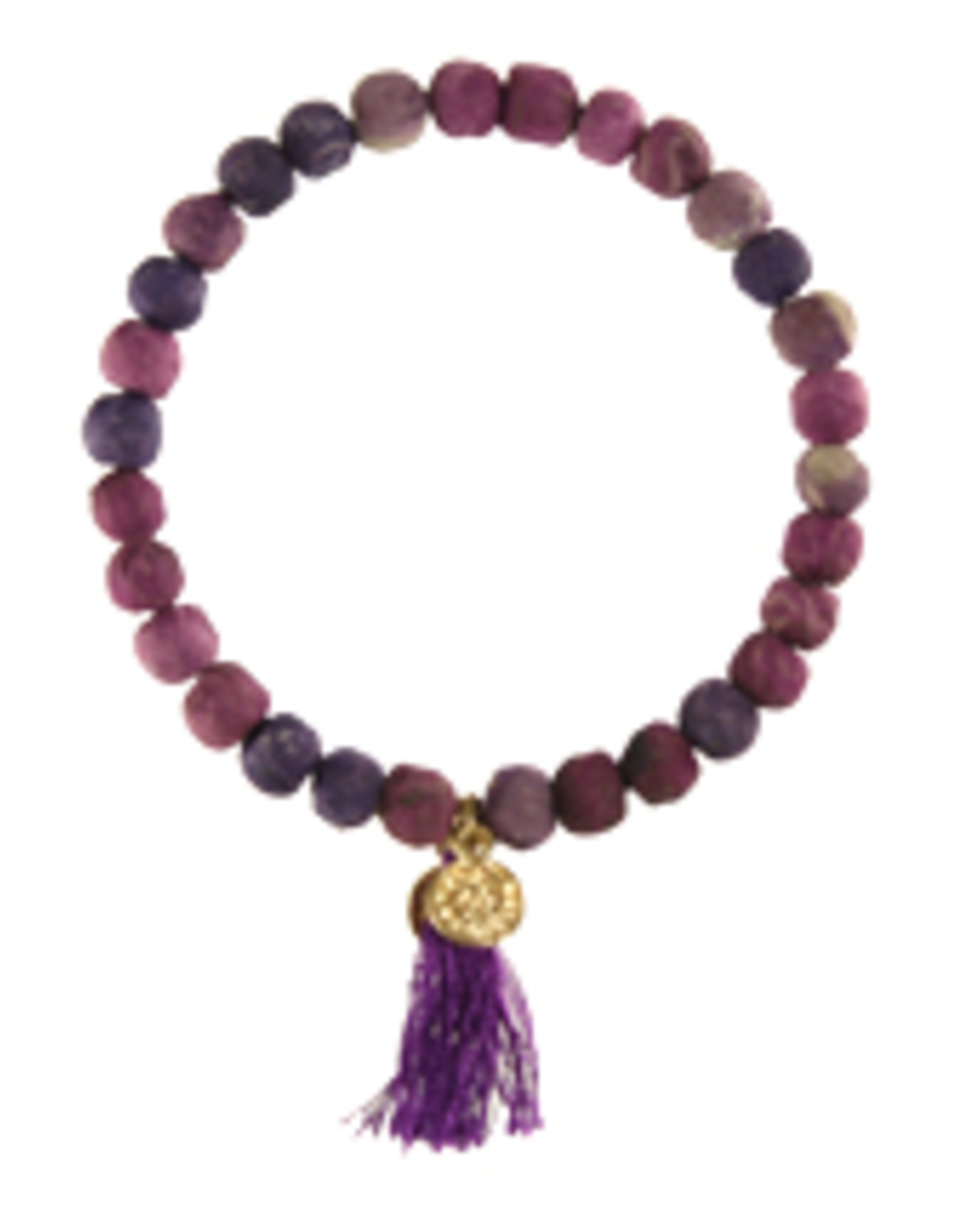 Kantha Connection Bracelet Wisdom