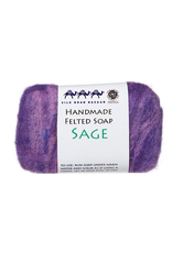 Felted Soap, Sage, Kyrgyzstan