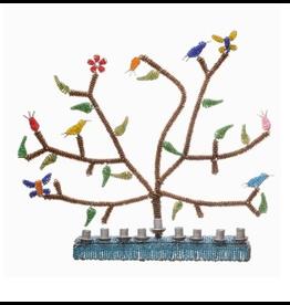 Tree of Life Menorah