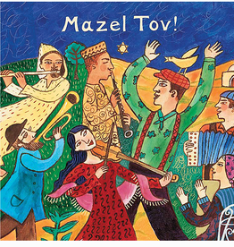 Putumayo Cards Mazel Tov