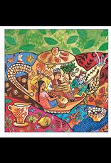 Putumayo Cards Namaste
