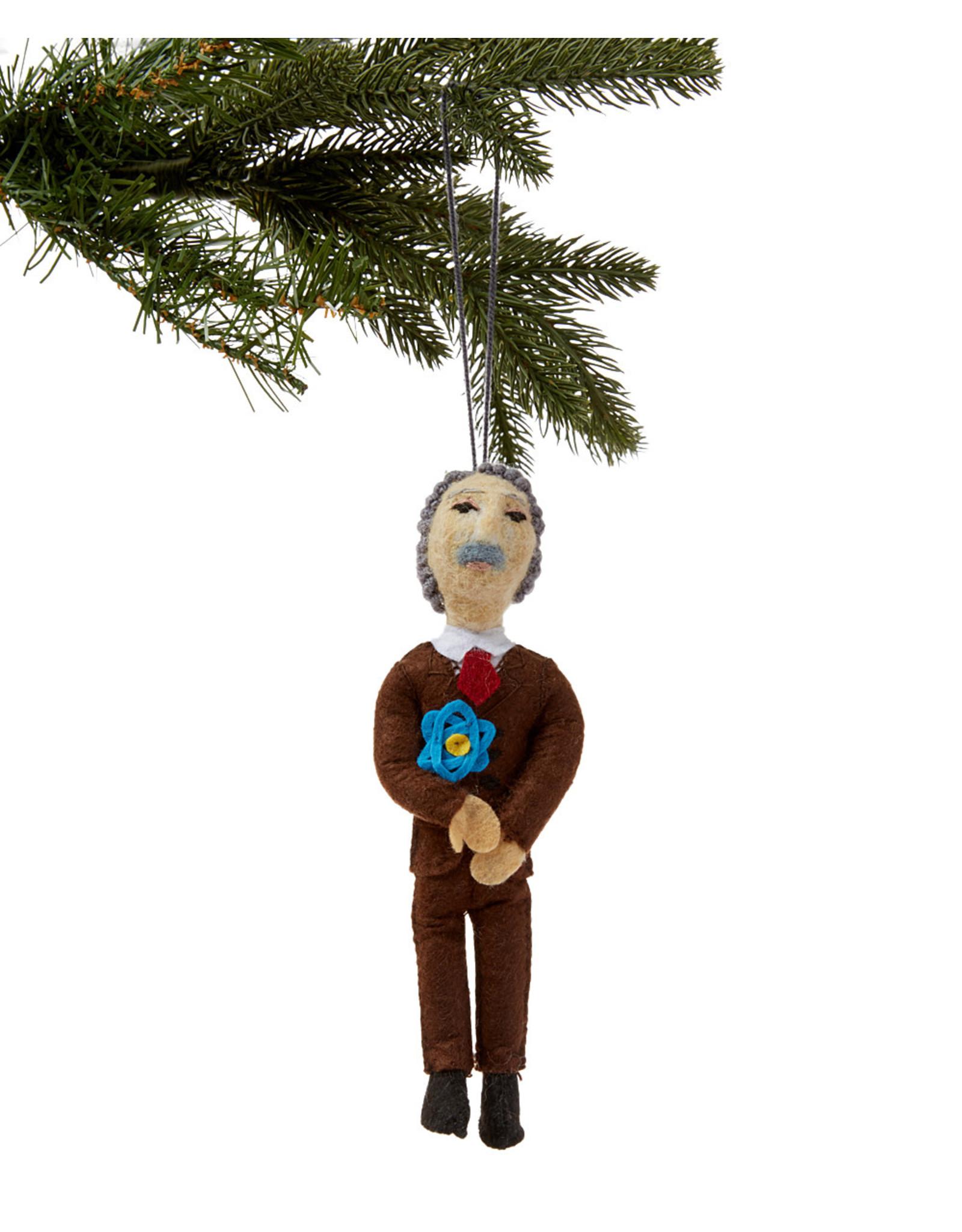 Ornament Einstein, Kyrgyzstan