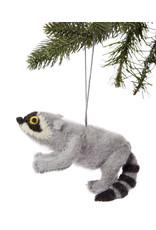 Felt Raccoon Ornament, Kyrgyzstan