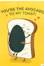 Avocado to My Toast Card