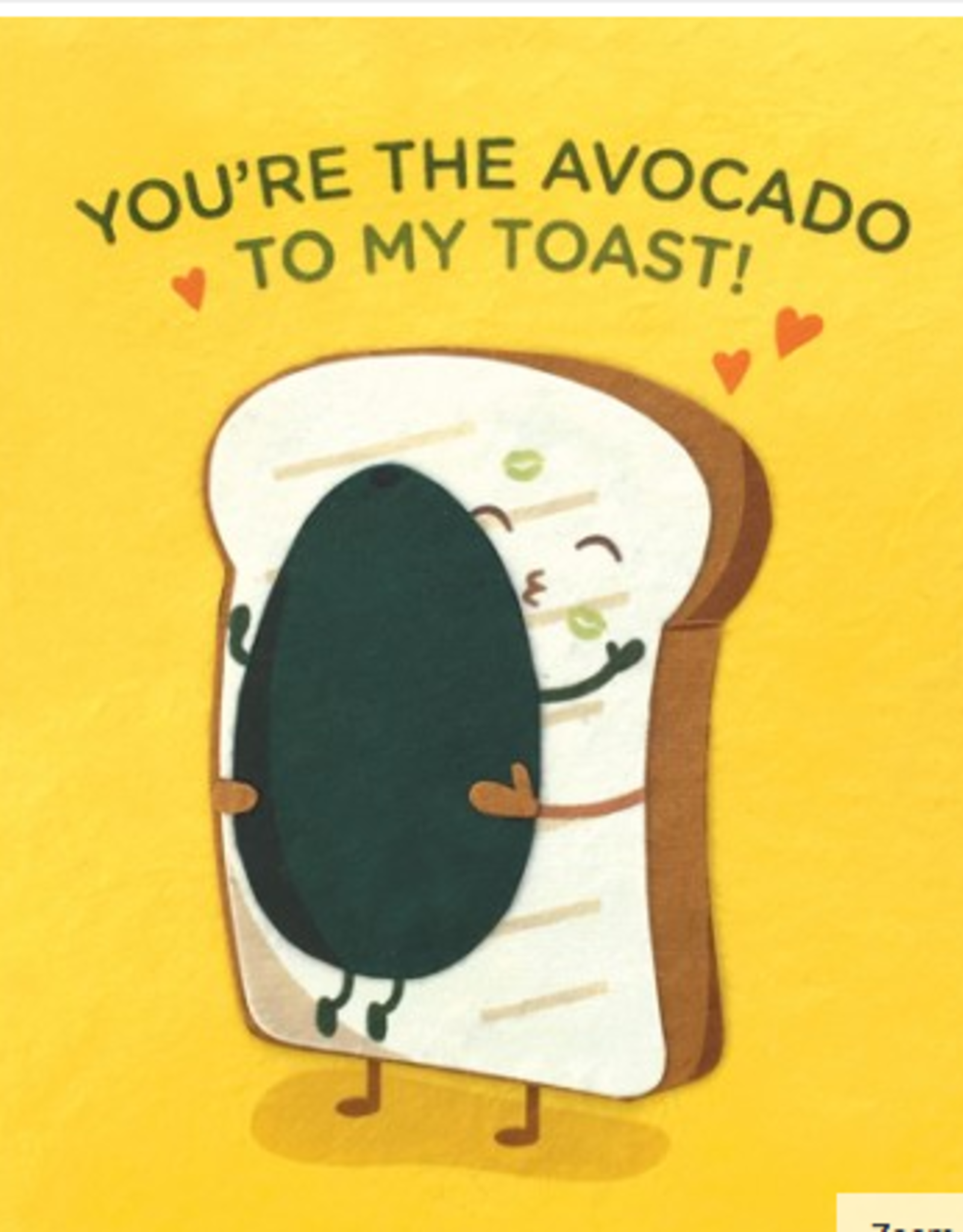 Avocado to My Toast