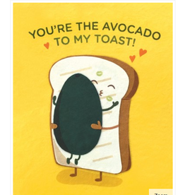 Avocado to My Toast Greeting Card, Philippines