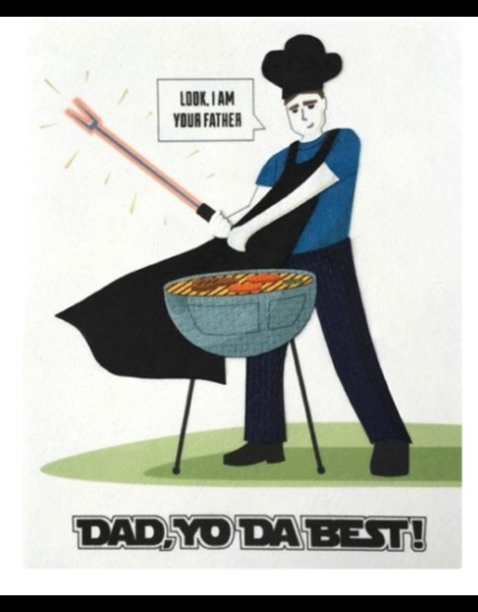Dad Yo Da Best