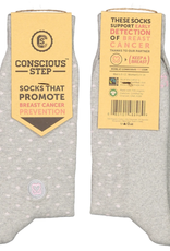 Socks that Promote Breast Cancer Prevention M/L