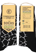 India,  Conscious Socks Giraffe S/M