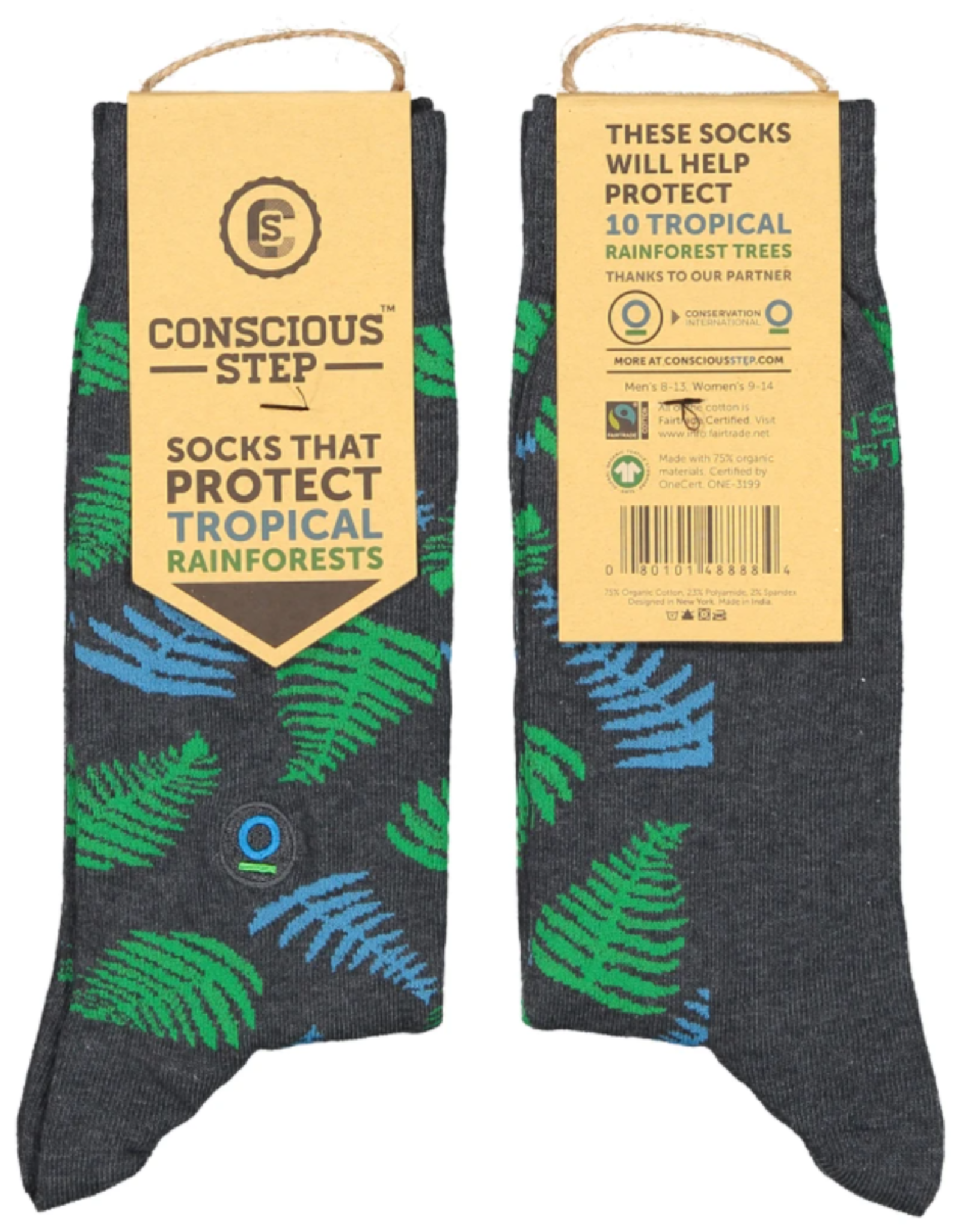 Socks Rainforest S/M