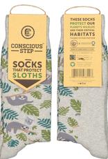 India,  Conscious Socks sloth M/L