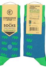 Socks That Protect  Elephants