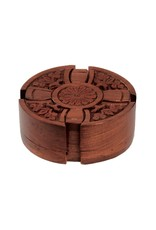 Cross Puzzle Box, India