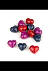 Tiny Soapstone Hearts