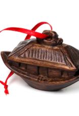 Jacaranda Ark Ornament