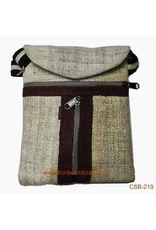 2 Zip T Passport Bag, Nepal