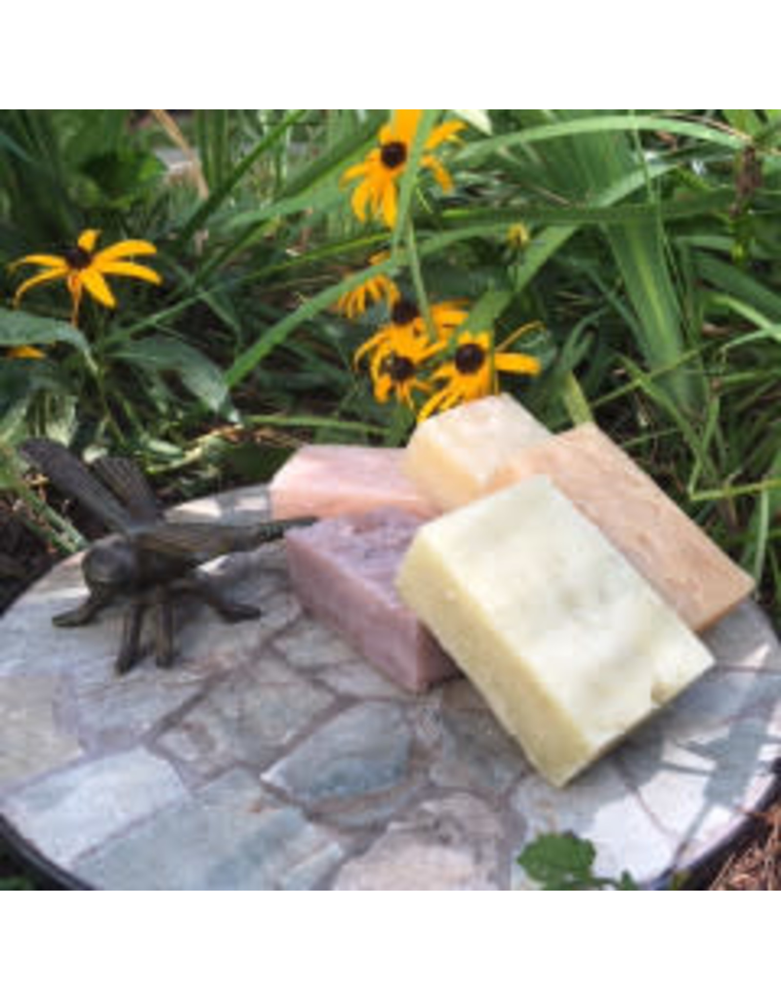 Local, Oak Lane Soaps Lemongrass salt