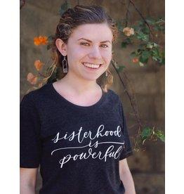 Sisterhood is Powerful T-Shirt, India
