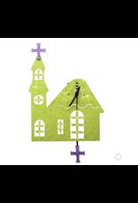 Silly Clocks Church, Green, Columbia