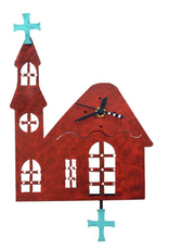 Colombia, Silly Clocks Red Church