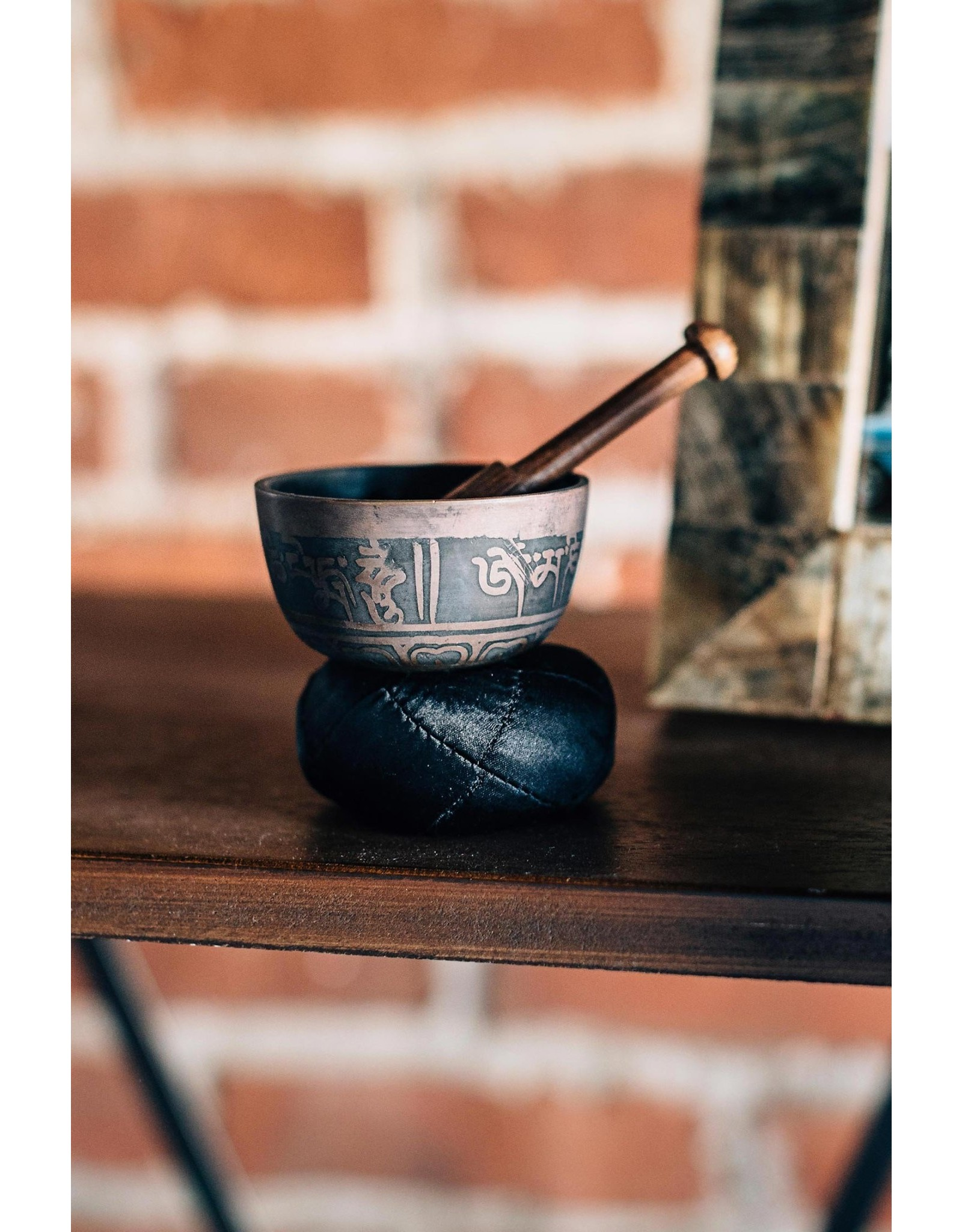 India, Singing Bowl Enlightenment