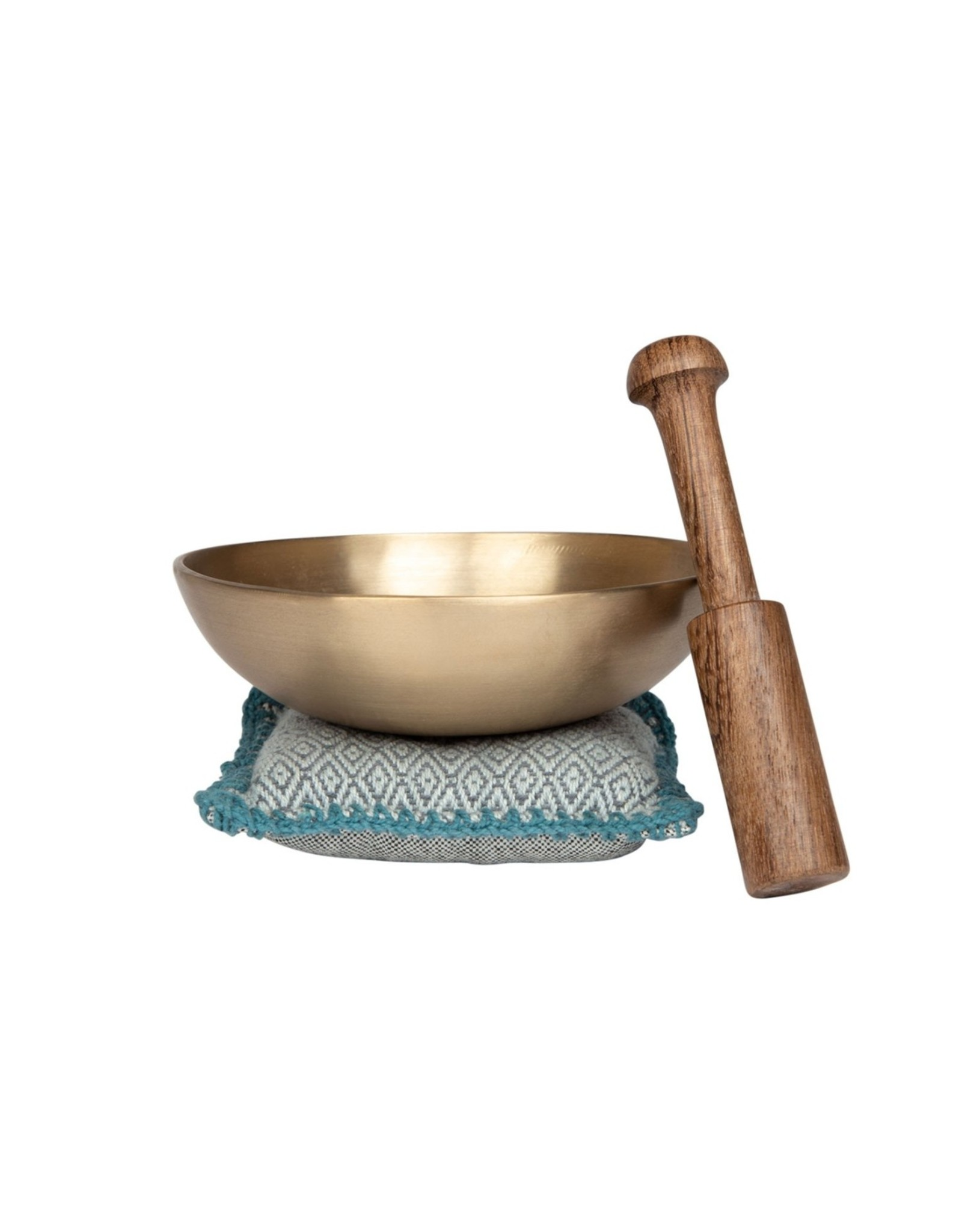 India, Singing Bowl Gentle Waves
