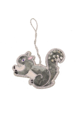 Squirrel Ornament, India