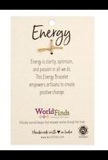 Kantha Connection Bracelet, Energy, India