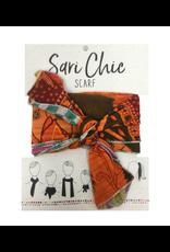 Sari Chic Scarf, India