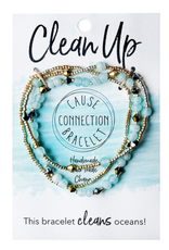 Clean Up Bracelet, India