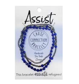 Cause Connection Bracelet,  Assist, India