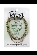 Cause Connection Bracelet, Plant, India