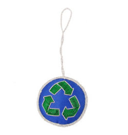 Recycle Ornament, India