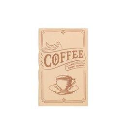 Coffee Tasting Pocket Journal, India