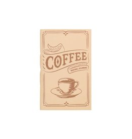 Coffee Tasting Pocket Journal