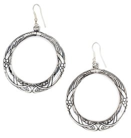 Selene Hoop Earrings
