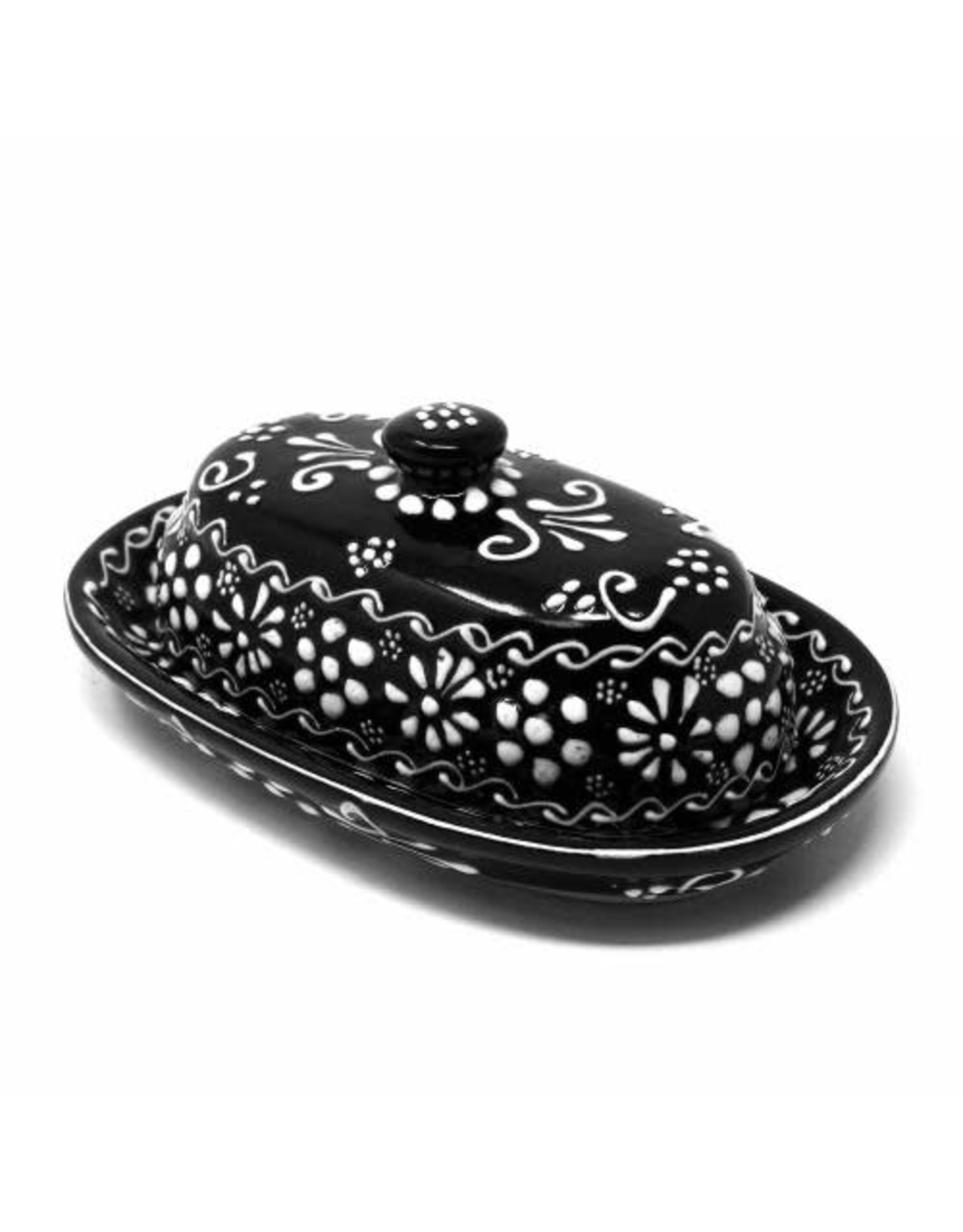 Butter Dish, Ink, Mexico