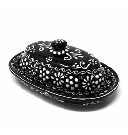 Butter Dish, Ink