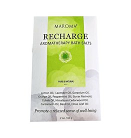 Aromatherapy Bath Salts Recharge