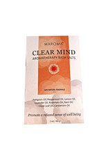 Aromatherapy Bath Salts Clear Mind