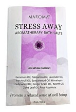 Aromatherapy Bath Salts Stress Away