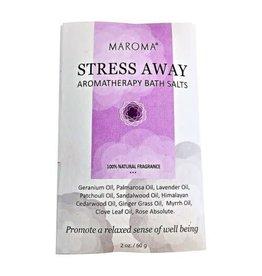 Aromatherapy Bath Salts Stress Away