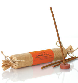 India, Bambooless Incense Sandalwood