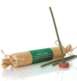 India, Bambooless Incense  White Sage