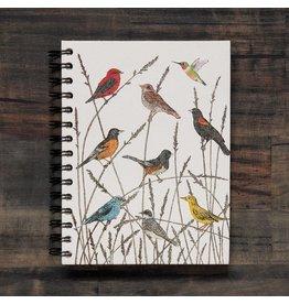 Large Notebook, Wild Birds, Sri Lanka