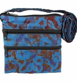 Batik Hawaii Bag, Guatemala