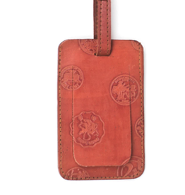 Coin Luggage Tag