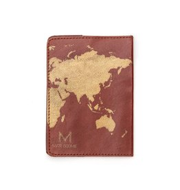 Globetrotter Passport Cover, India