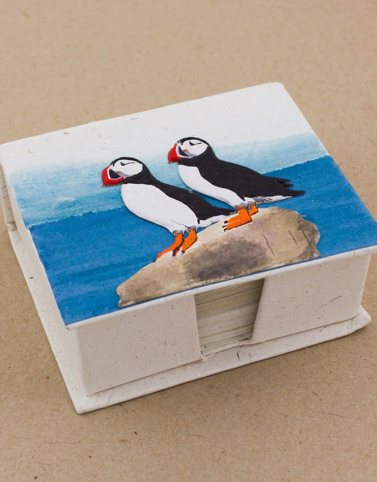 Note Box, Puffin