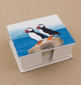 Note Box, Puffin